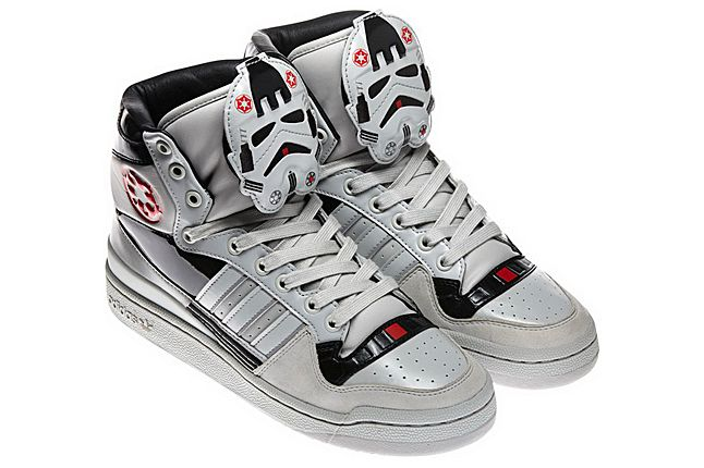 Adidas Originals x Star Wars Eldorado High Hi Top