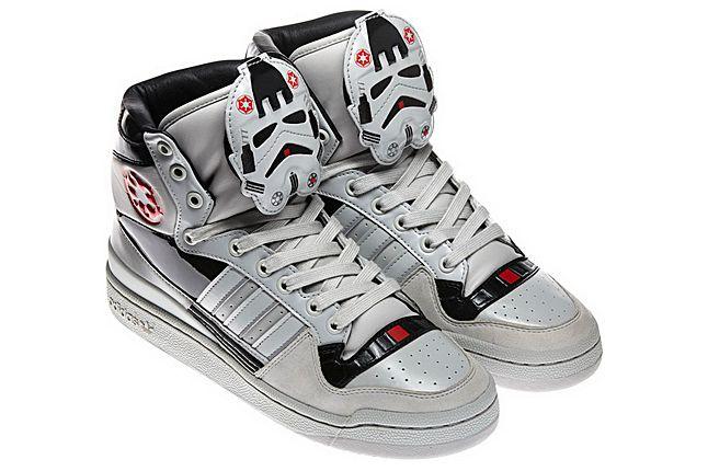 344548c07c2d77 Adidas Originals x Star Wars Eldorado High Hi Top
