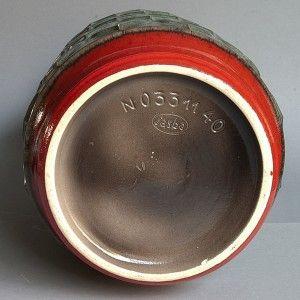 Jasba Keramik Ransbach-Baumbauch, in West Germany.
