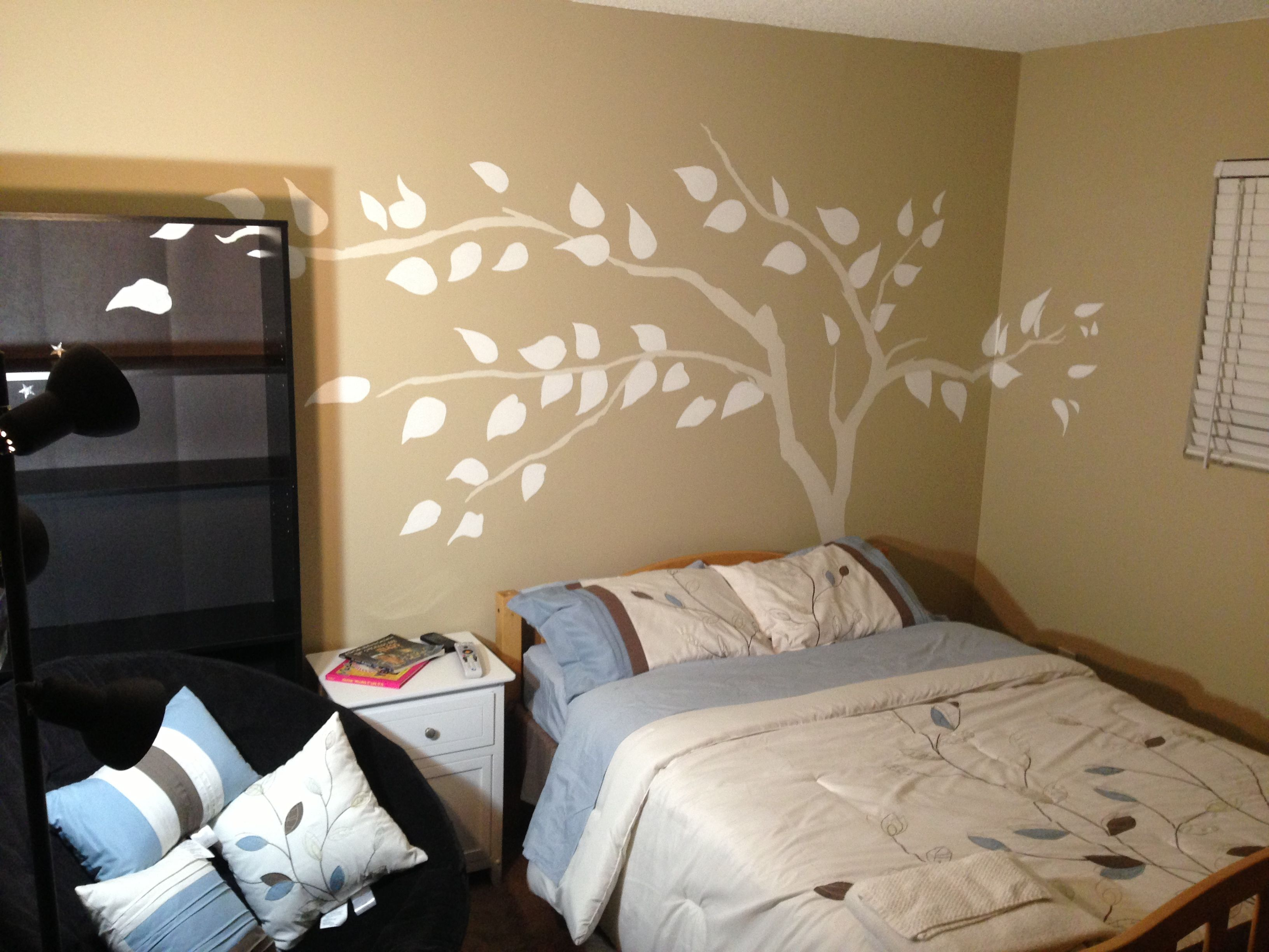 The Tranquil Tree Wall Mural Part 74