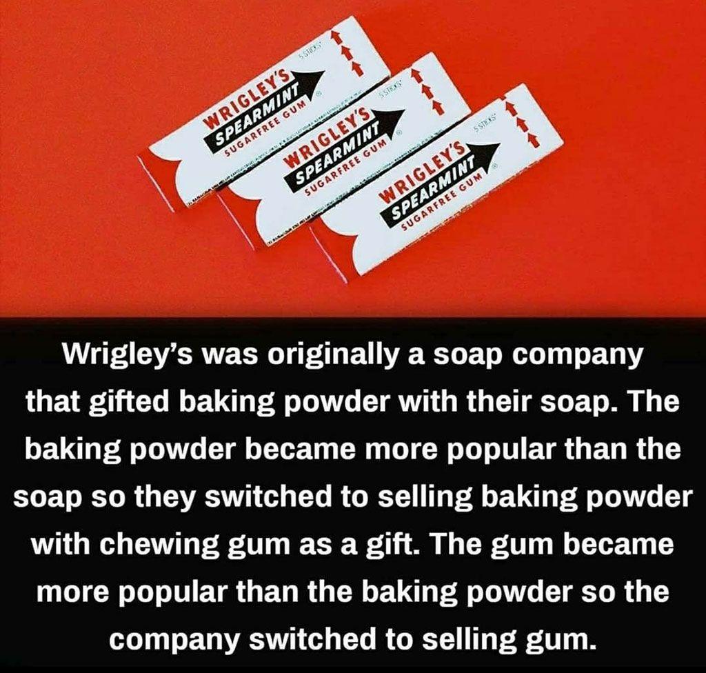 Wrigley's gum. in 2020 Memes, Funny, You meme