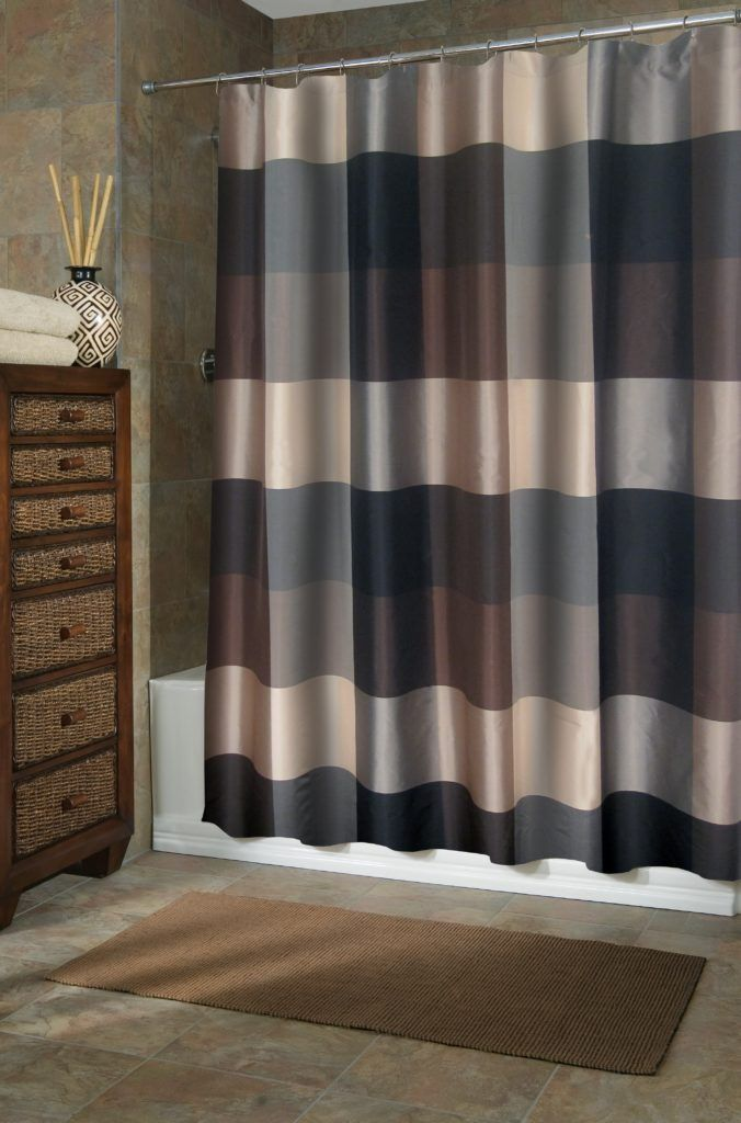 Earth Tone Shower Curtains Modern Shower Curtains Curtains Shower Curtain