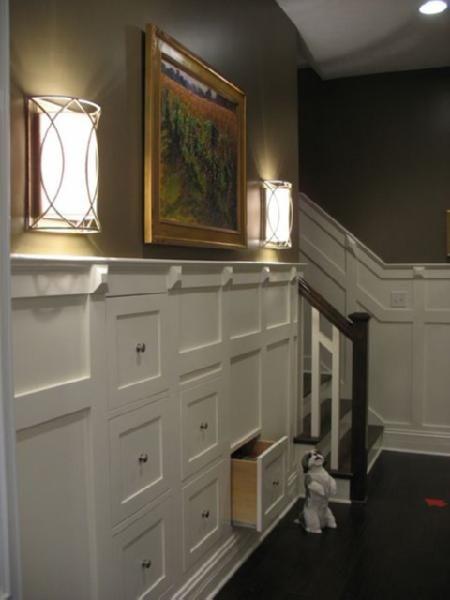 Built In Drawers Home Office Storage Home Hallway Storage