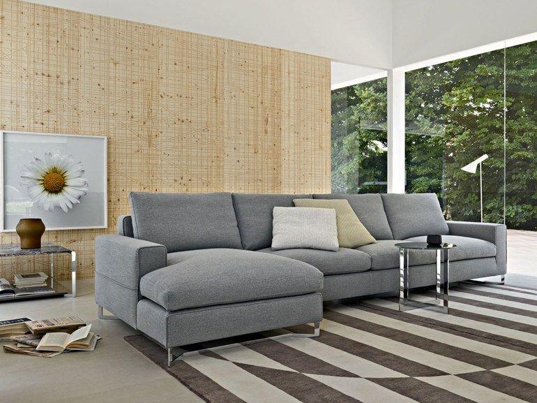 Comfortable And Stylish Living Room With Light Gray Sofa ...