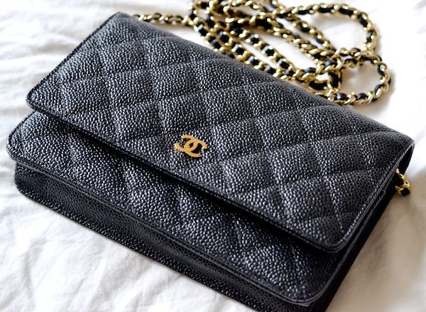 10700fcfc075 Chanel woc gold hardware and caviar leather | My Style in 2019 ...