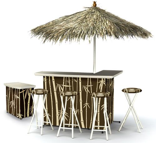 Tiki Best Of Times Bar Perfect For Summer