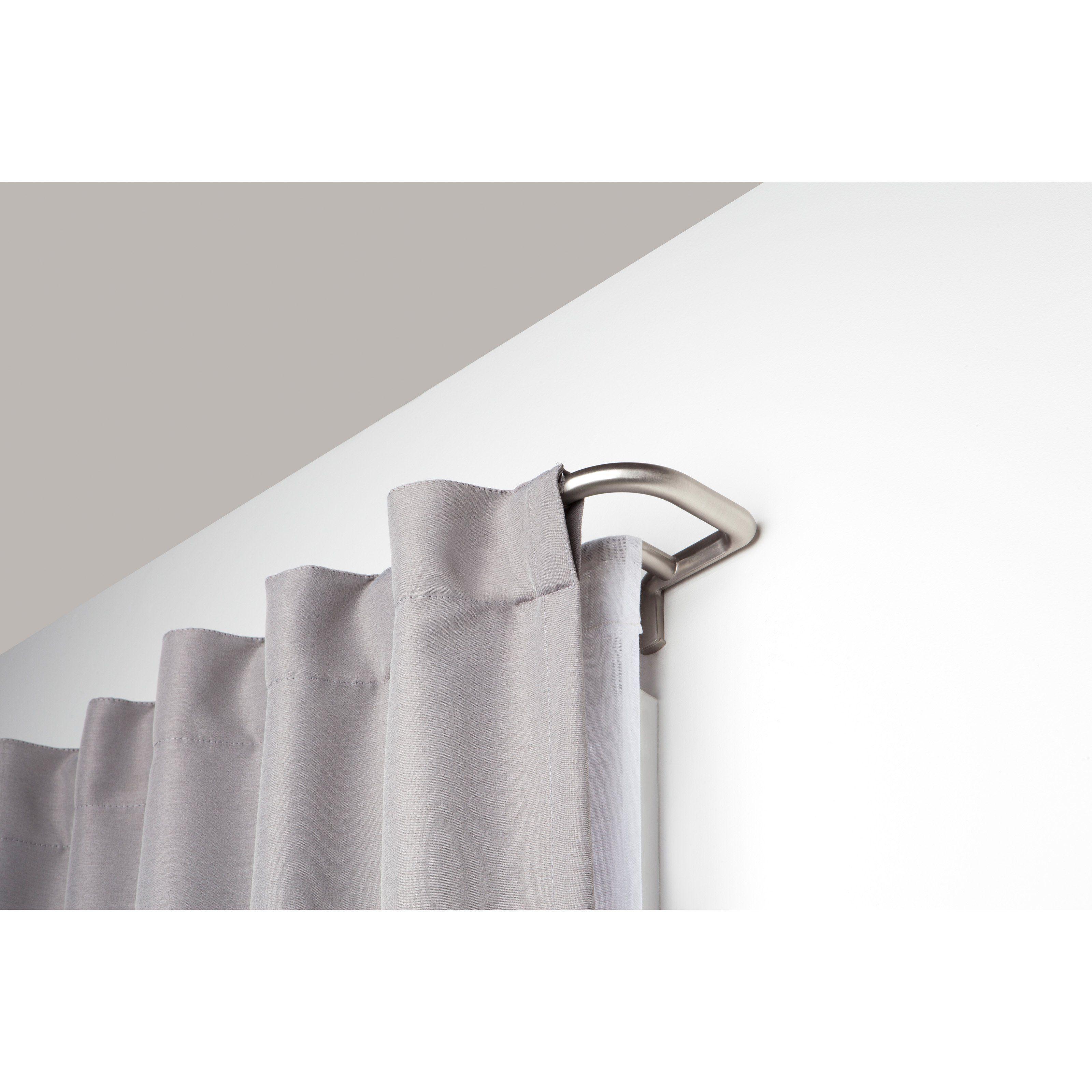 Umbra Llc Twilight Double Curtain Rod Auburn Bronze 1005799 797