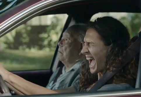The silent screams of caregiving {amazing new ad created by AARP}