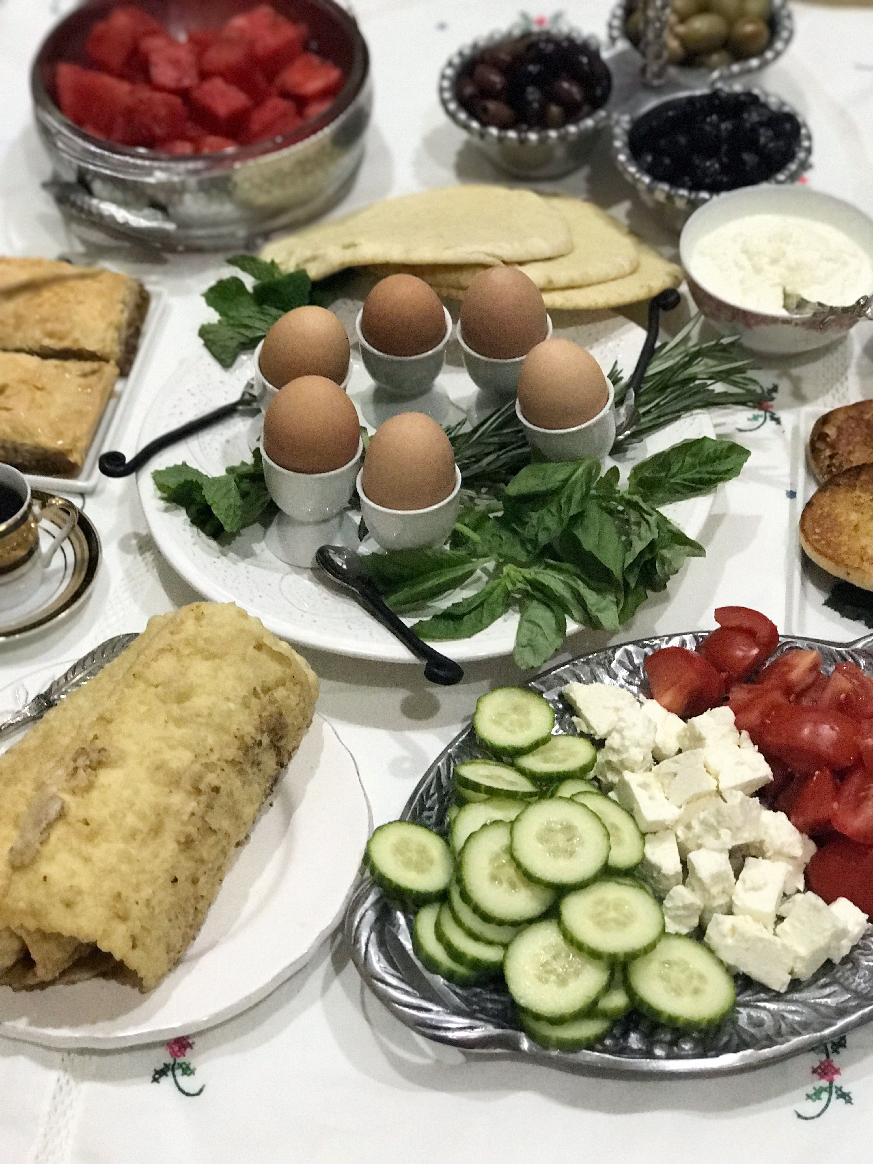 Traditional Turkish Breakfast Recipe (Türk Kahvaltısı) #turkishbreakfast Traditional Turkish Breakfast Recipe (Türk Kahvalti) • Culinary Butterfly #turkishbreakfast
