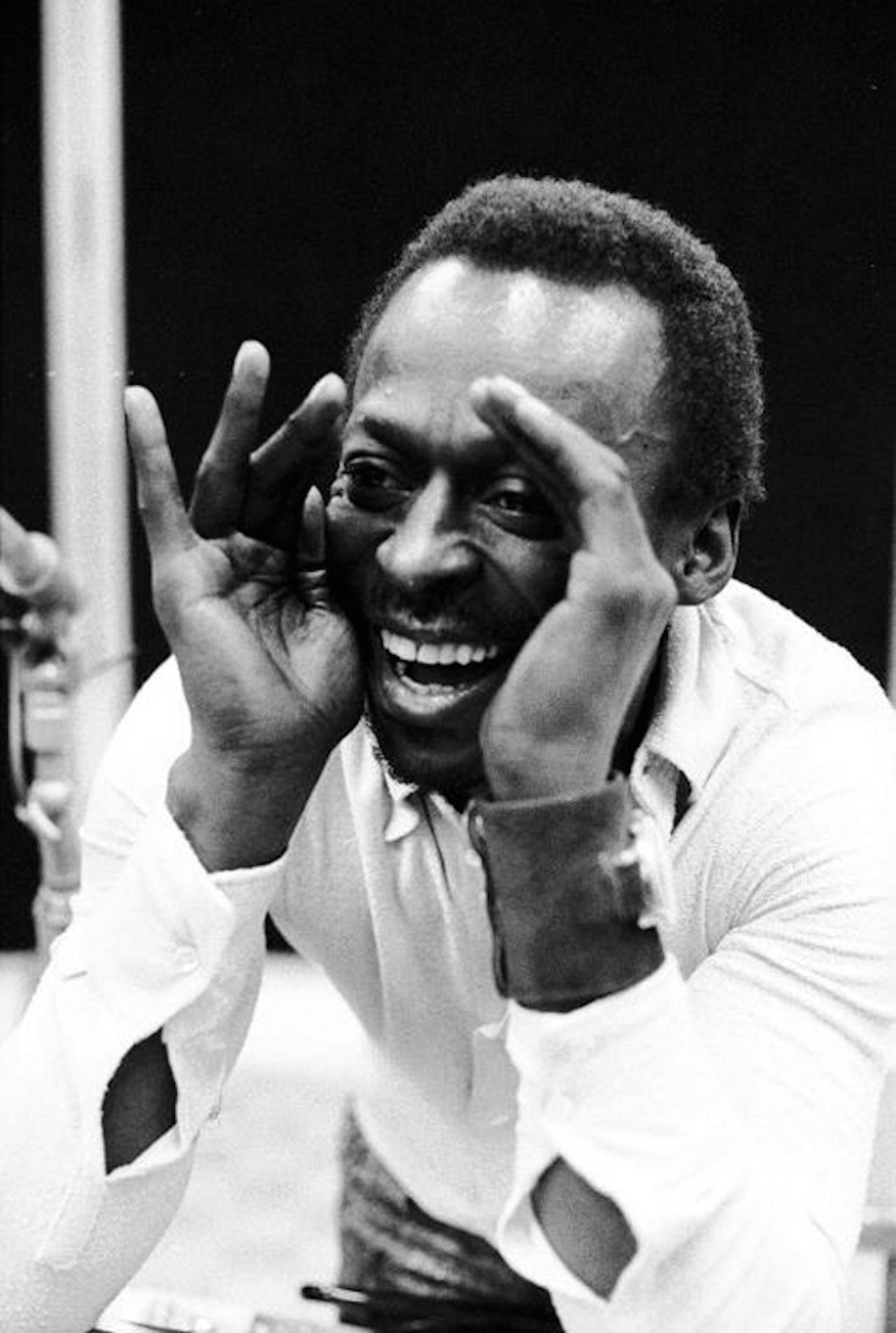 maturestyle: RARE TO SEE MILES SMILING… MS | The many sides of Miles ...