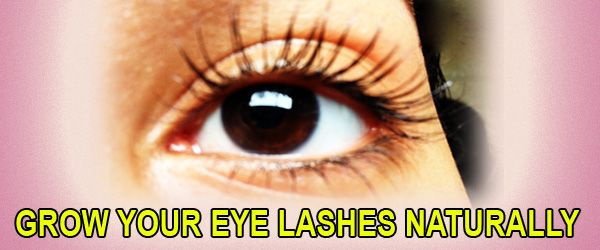 using castor oil, almond oil, olive oil, etc instead of vaseline to grow lashes: great site for other DIY natural beauty stuffs!