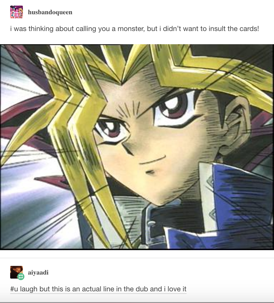 22 Dank Anime Memes You D Probably Send To Your Friends Yugioh Dank Anime Memes Yugioh Yami