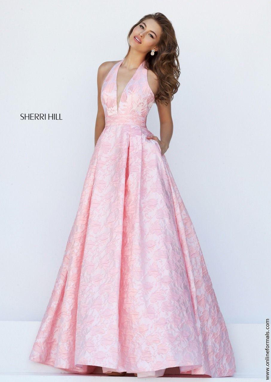 Sherri Hill 50430 Ballgown Dress | opciones para fiesta | Pinterest ...