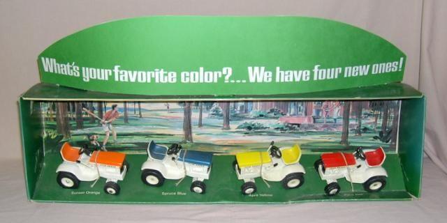 RARE John Deere 140 Patio Lawn U0026 Garden Tractor Set