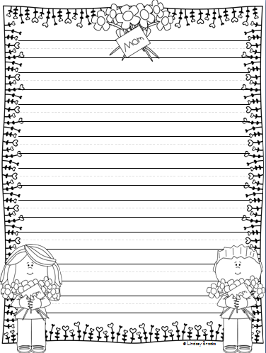 Forever First Grade Come On Spring Writing Paper Writing Paper Template Writing