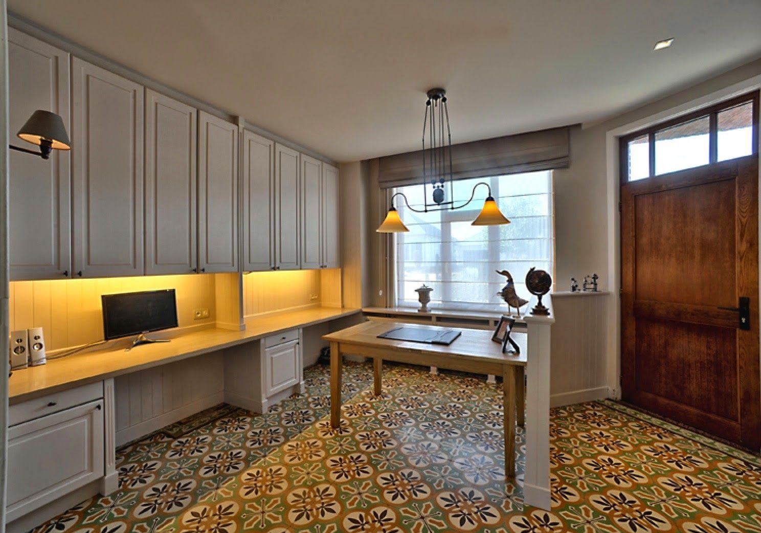 7x Klassiek Interieur : Realisatie interieur klassiek kantoor interieurbouw claesen