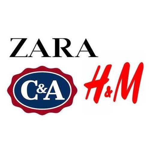 H&m et c&a