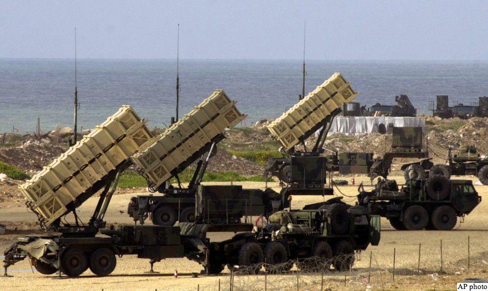 b>Patriot</b> (PAC-1, PAC-2, PAC-3) - <b>Missile</b