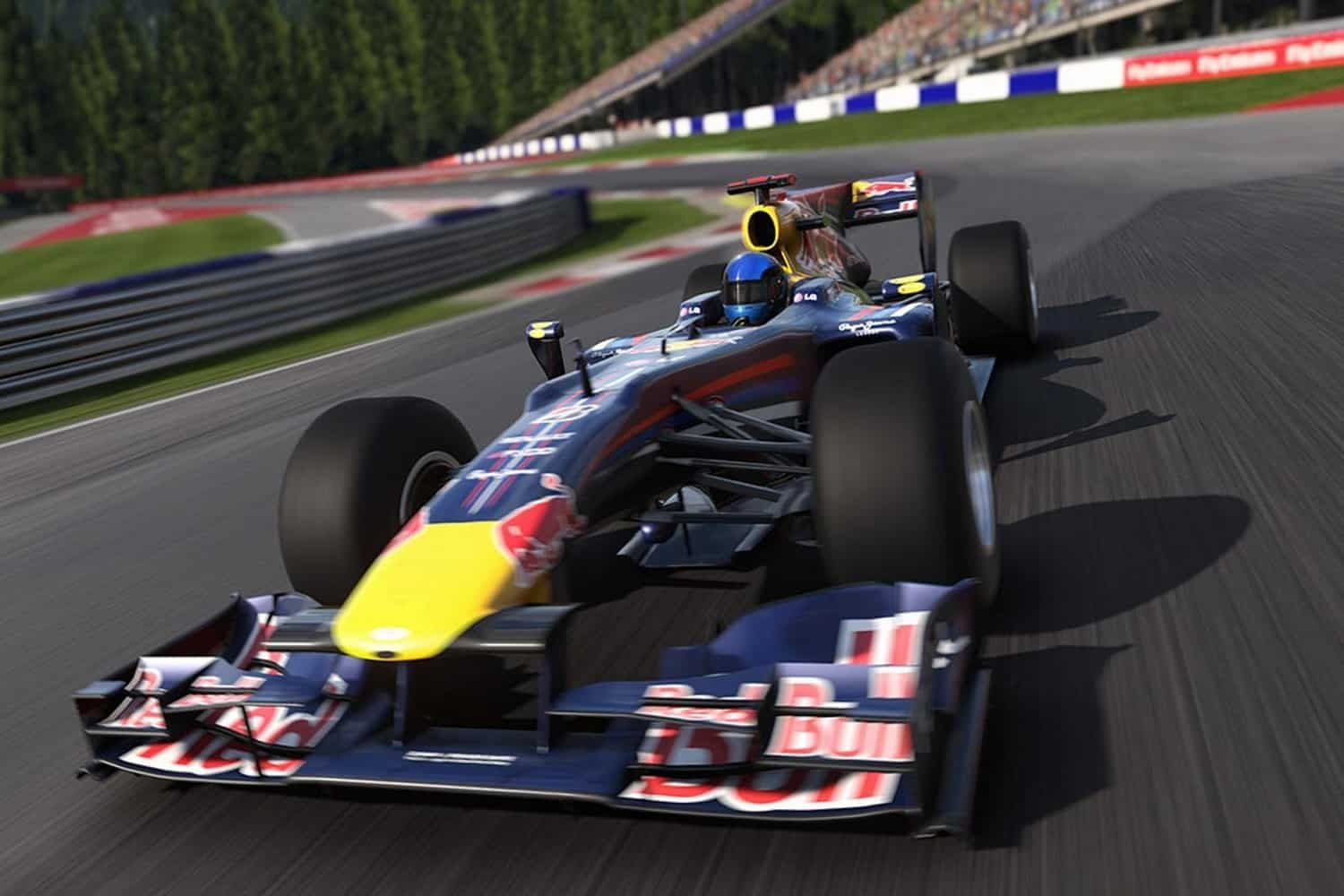 Buckle Up For New F1 2018 Patch 1 05 Sports Gamers Online Red Bull Racing Formula One Watch F1