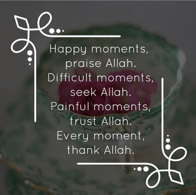 Allah Islamic quotes