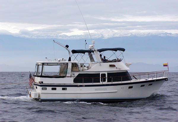 Trawler for sale- DeFever 44 | Defever Yachts and Trawlers