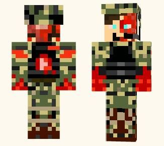 Minecraft Skins Blood Warrior 2 Minecraft Download For Free