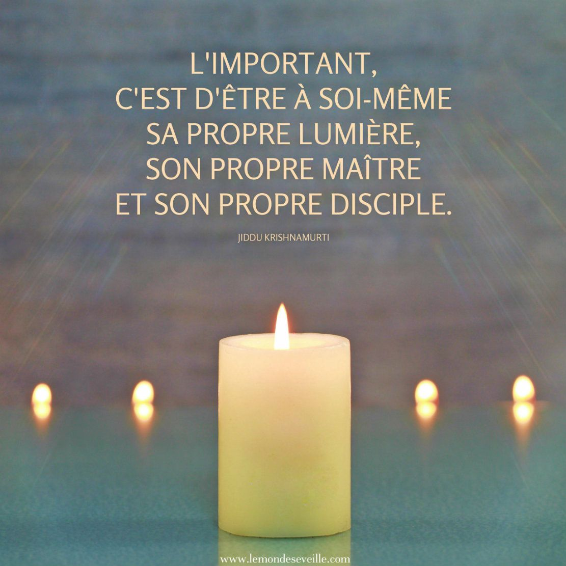 L'IMPORTANT…
