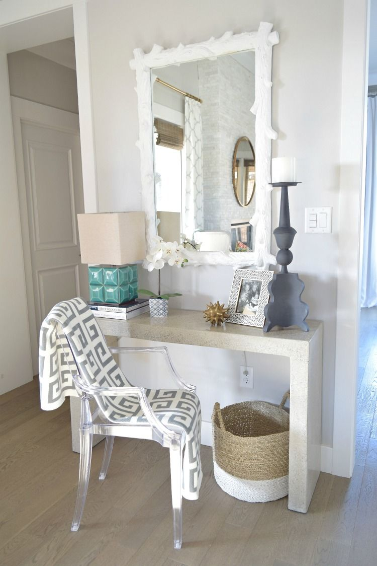 Living Room Transformation (and a lesson in patience | Console table ...