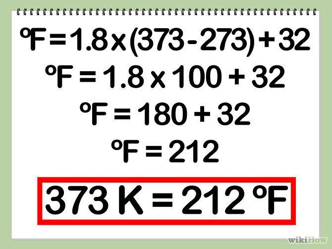 Convert Kelvin to Fahrenheit or Celsius Universitetstips  University tips