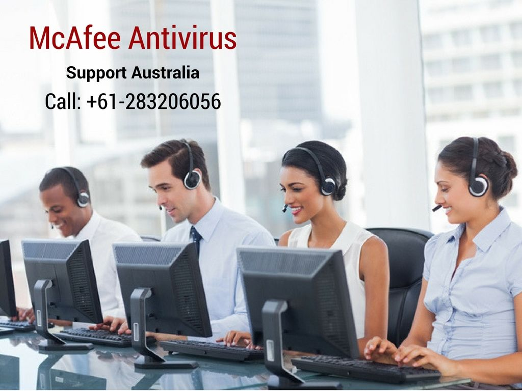 Troubleshooting Common Problems of McAfee Antivirus for