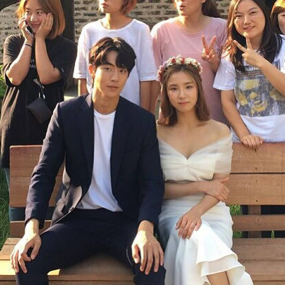 Pin By To Inspire On Bride Of The Water God Bride Of The Water God Nam Joohyuk Bride