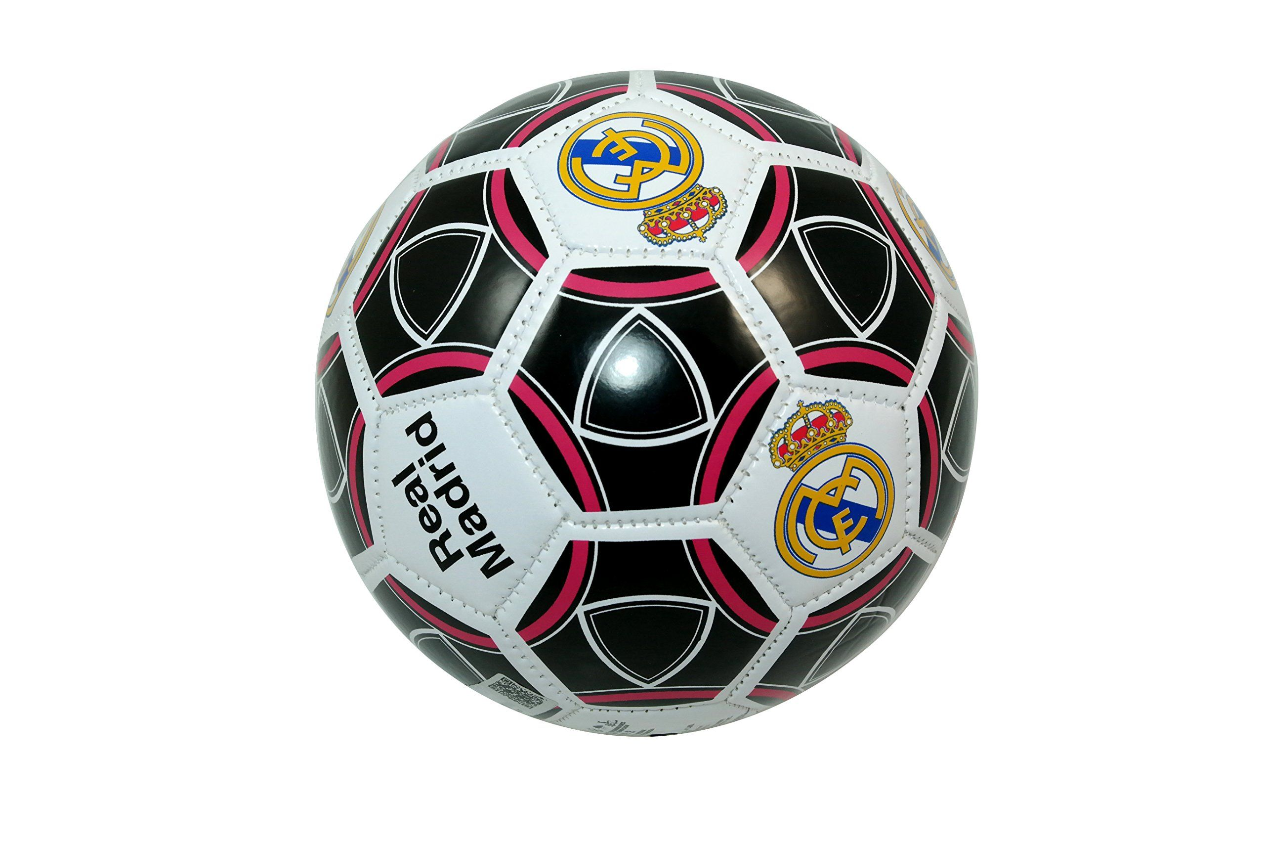 Real Madrid C.F Authentic Official Licensed Soccer Ball Size 5-008