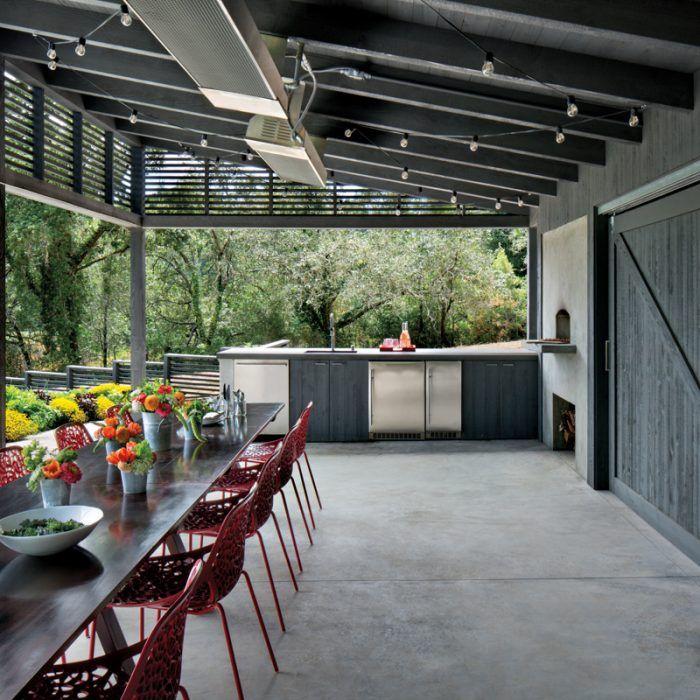 Ein Machtpaar beherrscht das langsame Leben in Sonoma County Luxe Interiors + Desi …