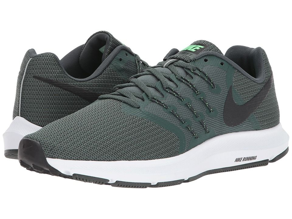 ae26963cbf5 Nike Run Swift Men s Running Shoes River Rock Black Vintage Green ...