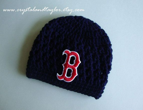 b624e80cc Boston Red Sox Baby Hat and Diaper Cover by crystalandtaylor | baby ...