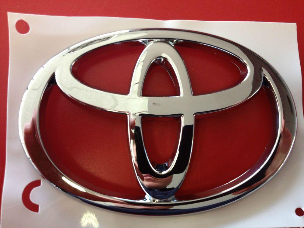 Genuine Toyota Camry 2001 2002 2003 2004 Factory Trunk Emblem Toyota Toyota Logo Toyota Camry