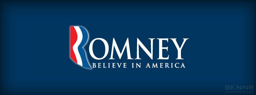 Mitt Romney Facebook Cover