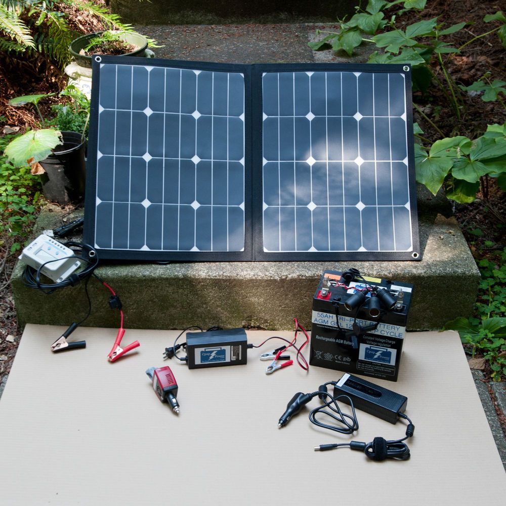Resmed Airsense 10 Solar Power Cpap Battery Recharge While You