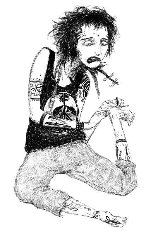 NACIDXS EN UN MUNDO HORRIBLE | crust//punk | Pinterest ...