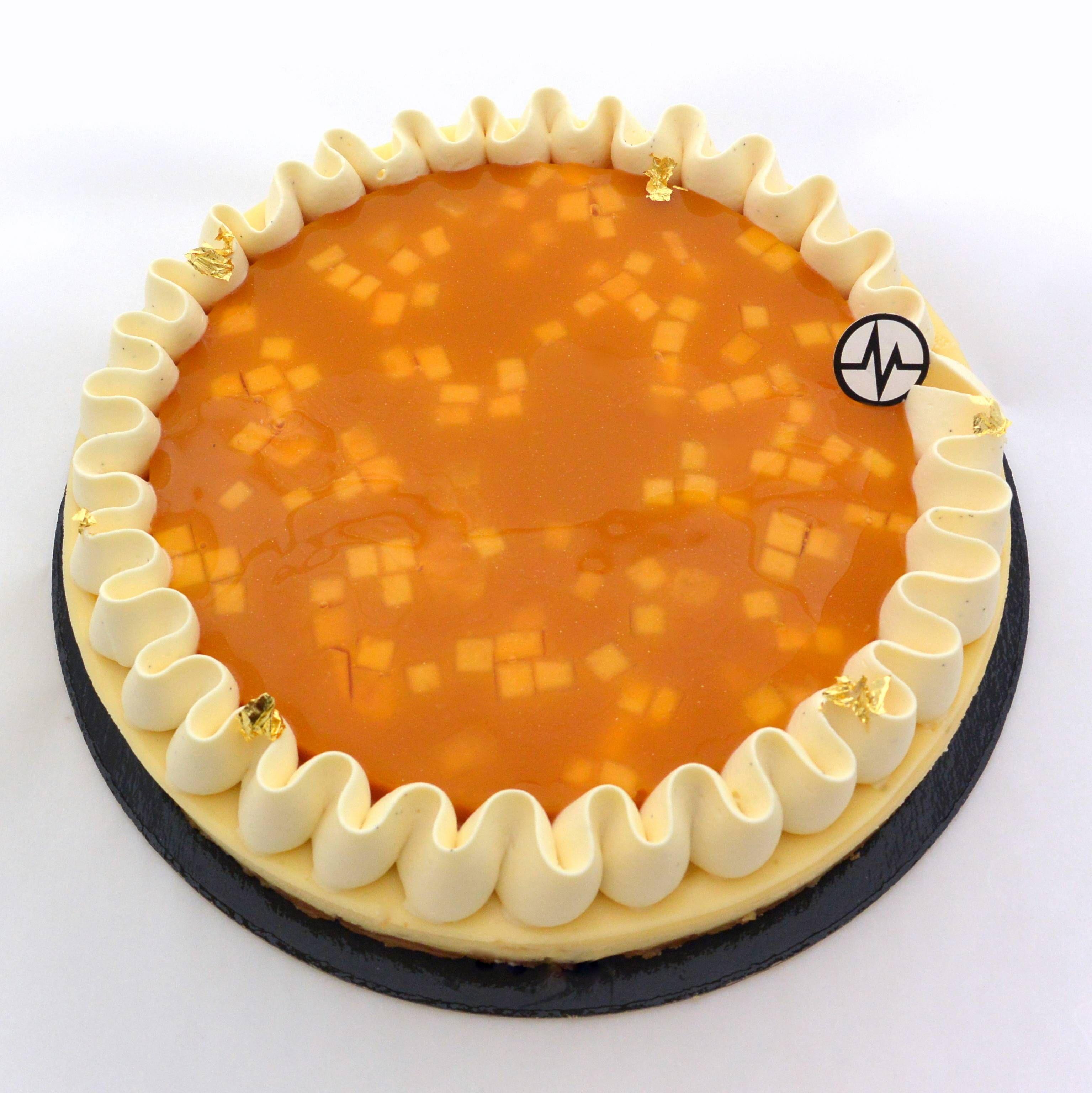 Share - Cheesecake fruit de la passion ...