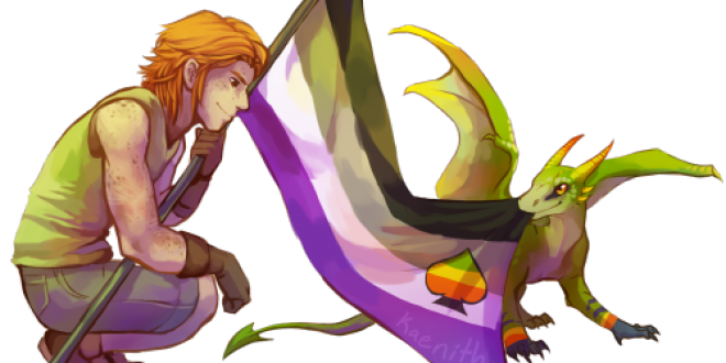 Asexual Awareness: Protect Charlie Weasley At All Costs Posted by: Shannen October 25, 2015 in Blog, Blogitorials: To write something for Asexual Awareness Week, which runs from October 19 through October 25. Prepare to be aware! I think we all remember the shock of J.K. Rowling's reveal that Dumbledore was gay. Since then, there has been a lot tossed around about queer representation in the Harry Potter world.