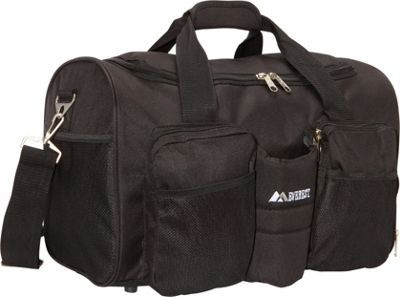 9a79d924ee Everest Gym Bag with Wet Pocket Black - via eBags.com!
