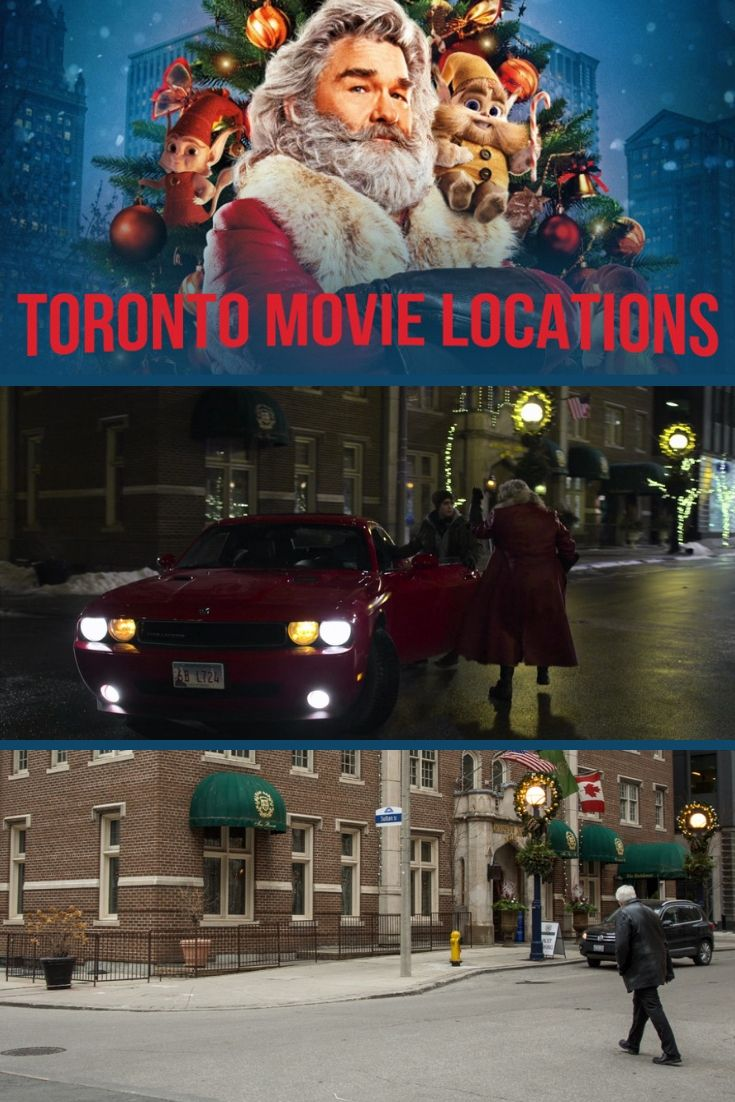 Toronto Movie Locations Netflix's The Christmas
