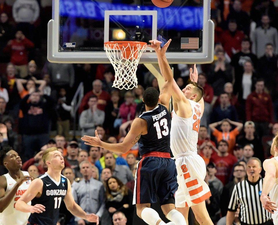Su Wins Thriller Over Gonzaga Advances To Elite Eight Syracuse Basketball Basketball Womens Basketball