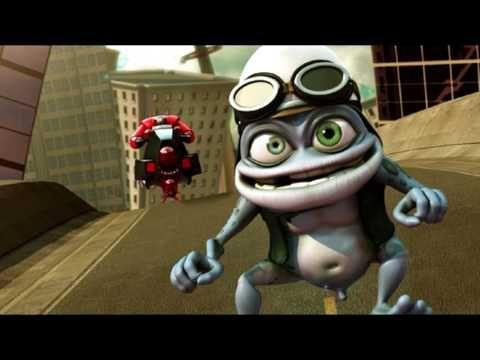 F Lexa Crazy Frog Frog Song Frog Music For Kids