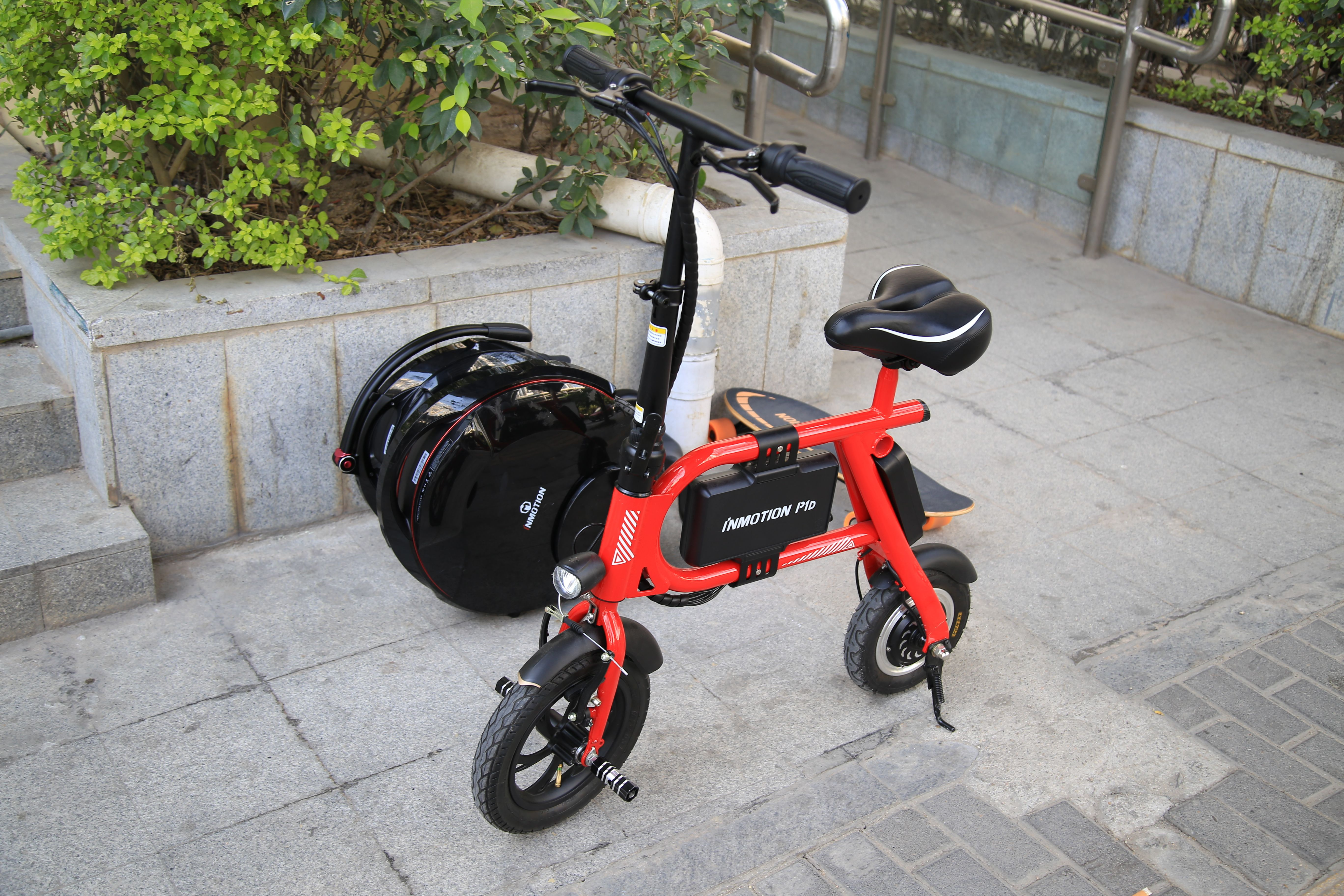 2018 Best Electric Bike Reviews Inmotion P1 Best Electric Bikes
