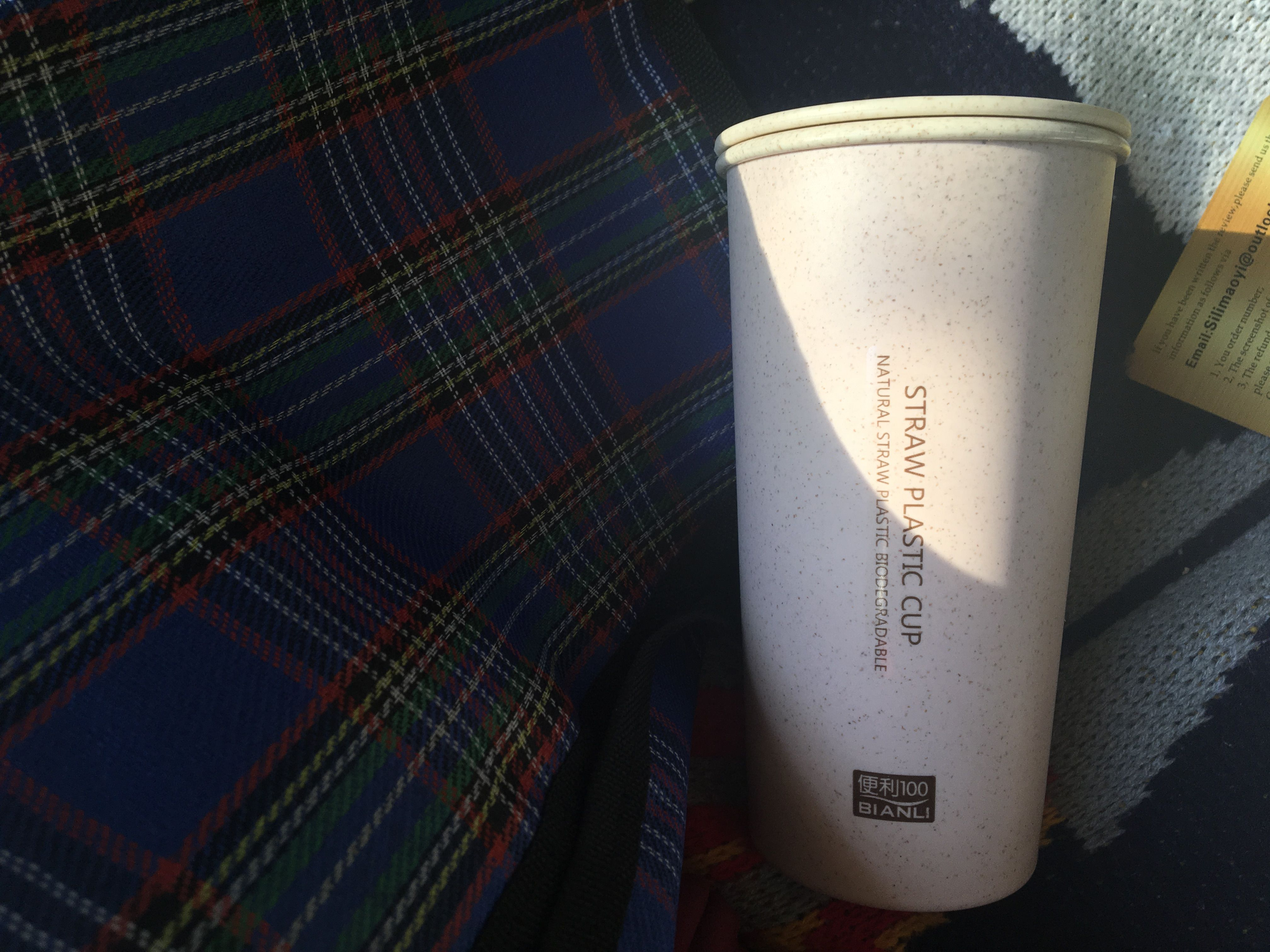 The epitome of reusereducerecycle this SolikeCoffeeCup