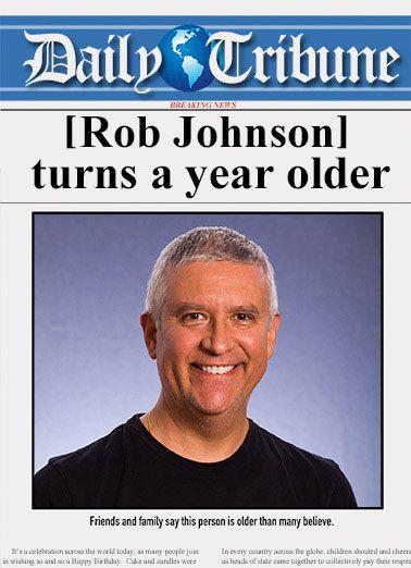 Funny Birthday Card Add Your Photo Great News Your Birthdays