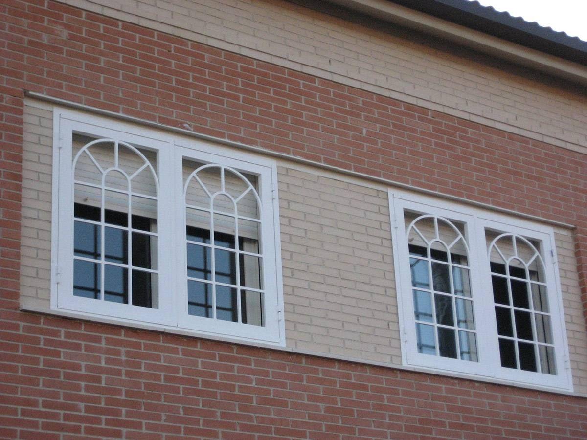 Modelo de rejas para ventanas modernas buscar con google for Imagenes de ventanas de aluminio modernas