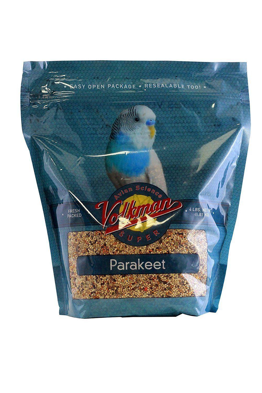 Volkman Avian Science Super Parakeet 4lbs  *** Learn more by